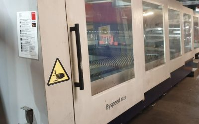 Bystronic Byspeed 4020 CO2 4.4KW