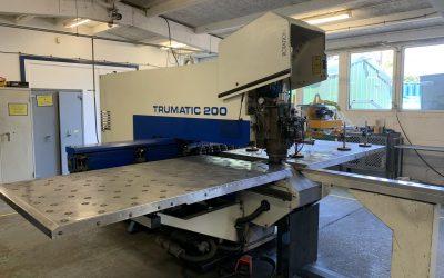 Trumpf Trumatic 200R