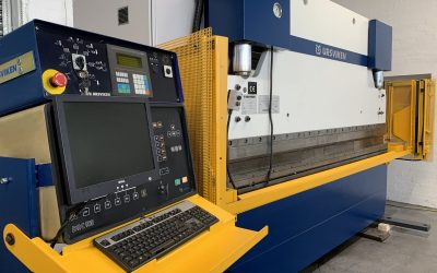 Ursviken Optima Press brake