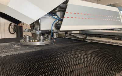 Rainer OS2500 Punching Machine